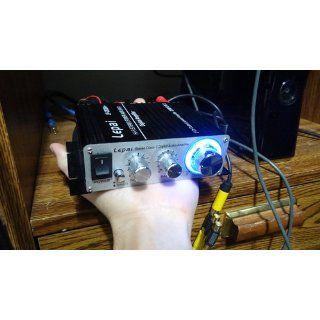 LP 2020A+ Lepai Tripath Class T Hi Fi Audio Mini Amplifier with Power Supply Electronics