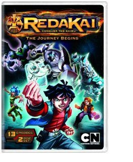 Redakai 1: The Journey Begins: Redakai: Movies & TV