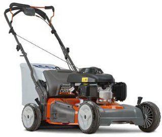 Husqvarna 961430097 HU700L 22 Inch 3 in 1 RWD Variable Speed Mower with Honda 160cc Engine, CARB Compliant  Walk Behind Lawn Mowers  Patio, Lawn & Garden