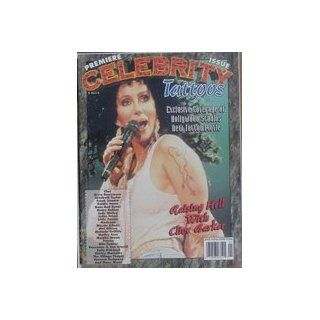 Cher Cover Of Celebrity Tattoo Magazine #1 : Prints : Everything Else