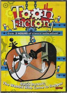 Toon Factory Bugs Bunny the Wabbit Who Came to Supper(animated) 2 Hours Movies & TV