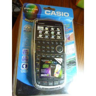 Casio FX CG10 PRIZM Color Graphing Calculator (Black)  Casio Prizm  Electronics