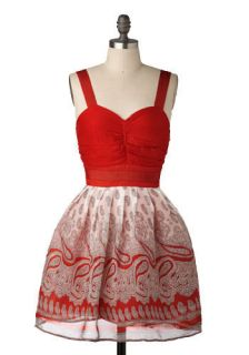 Pollyanna Paisley Dress  Mod Retro Vintage Dresses