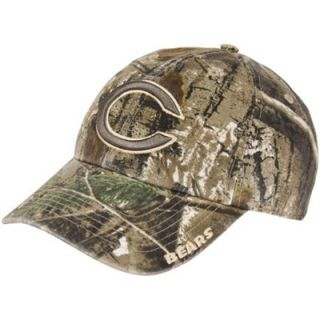47 Brand Chicago Bears Franchise Fitted Hat   Realtree Camo