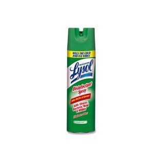 Reckitt & Benckiser Products   Disinfectant Spray, Lysol, 19 Oz., Country Scent   Sold as 1 EA   Lysol hospital grade spray contains tuberculocidal, virucidal, fungicidal and bactericidal disinfectant and deodorant formula. Spray kills 99.9 percent of