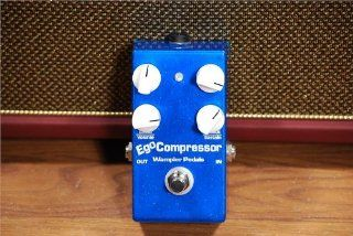 Wampler Ego Compressor Effect Pedal: Musical Instruments