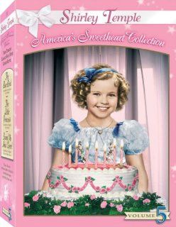 Shirley Temple America's Sweetheart Collection, Vol. 5 (The Blue Bird / The Little Princess / Stand Up and Cheer) Shirley Temple, Spring Byington, Nigel Bruce, Gale Sondergaard, Eddie Collins, Sybil Jason, Jessie Ralph, Helen Ericson, Johnny Russell