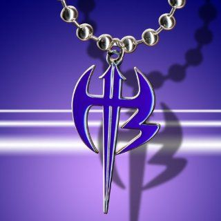WWE Jeff Hardy Purple Logo Pendant: Everything Else