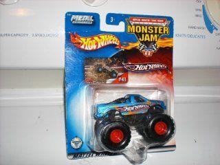 2002 hotwheels monster jam hot wheels monster truck #41 Toys & Games