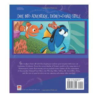 Disney/Pixar Storybook Collection: Disney Book Group, Various, Disney Storybook Art Team: 9780786836024: Books
