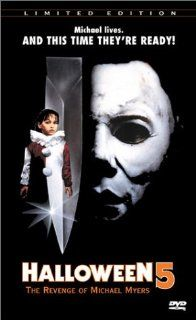 Halloween 5  The Revenge of Michael Myers: Donald Pleasence, Danielle Harris, Ellie Cornell, Beau Starr, Jeffrey Landman, Tamara Glynn, Jonathan Chapin, Matthew Walker, Wendy Foxworth, Betty Carvalho, Troy Evans, Frankie Como, Dominique Othenin Girard, Mou