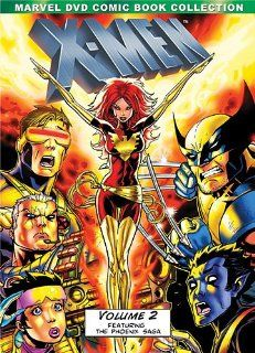X Men Volume Two (Marvel DVD Comic Book Collection) Iona Morris, Lenore Zann, Alison Seasly Smith Movies & TV