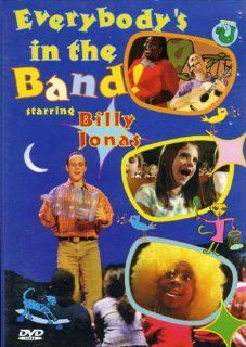 Billy Jonas: Everybody's in the Band!: Alison Krauss, Billy Jonas: Movies & TV