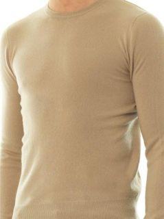 Crew neck cashmere sweater  Tomas Maier