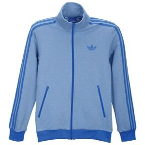 adidas Originals Firebird Full Zip Track Jacket   Mens   Casual   Clothing   Bluebird