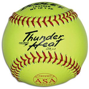 Dudley ASA 12 Thunder Heat Fast Pitch Softball   Softball   Sport Equipment