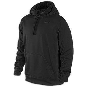 Nike KO Hoodie   Mens   Training   Clothing   Black