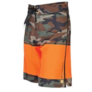 Billabong Invert Boardshorts   Mens   Casual   Clothing   Neo Orange Camo