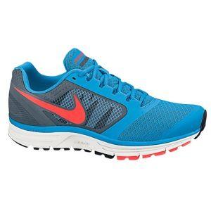 Nike Zoom Vomero+ 8   Mens   Running   Shoes   Dark Armory/Atomic Red/Blue Hero/Summit White