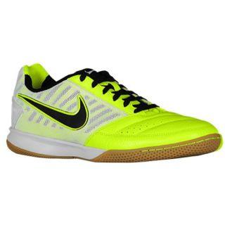 b6d65b688d2e4f Nike FC247 Gato II Mens Soccer Shoes Volt White Black on PopScreen