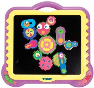 TOMY Gearation Building Toy: Toys & Games