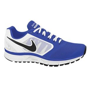 Nike Zoom Vomero+ 8   Mens   Running   Shoes   Hyper Blue/Summit White/Black