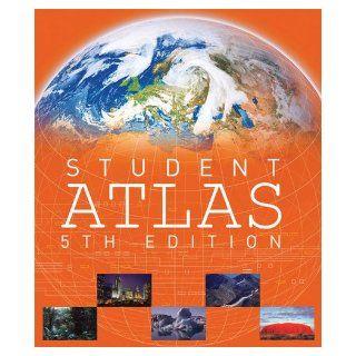 Student Atlas (Fifth Edition) (Student Atlas (DK)) DK Publishing 9780756638184  Children's Books