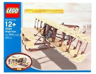 LEGO Wright Brothers Plane Toys & Games