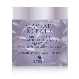 Alterna Caviar Repair RX Micro Bead Fill & Fix Treatment Masque 6 oz. : Hair And Scalp Treatments : Beauty
