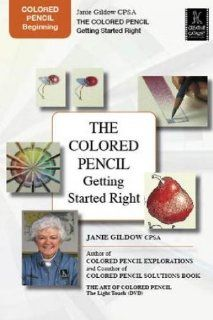 The Colored Pencil Getting Started Right with Janie Gildow Movies & TV