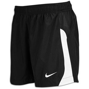 Nike Pasadena II Game Shorts   Girls Grade School   Soccer   Clothing   Black/White/White