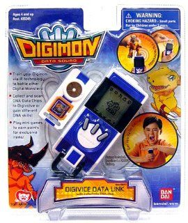 Digimon   Digivice DataLink   Gao Blue: Toys & Games