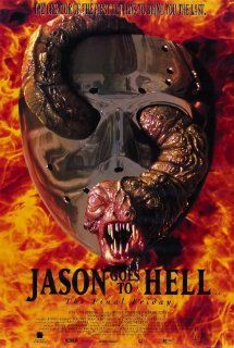 Jason Goes to Hell: The Final Friday Movie Poster (11 x 17 Inches   28cm x 44cm) (1993) Style C  (Kane Hodder)(John D. LeMay)(Kari Keegan)(Steven Williams)(Steven Culp)(Erin Gray)   Prints