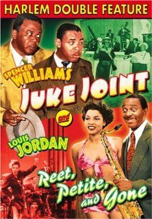 Juke Joint/Reet, Petite, and Gone: Louis Jordan, June Richmond, Milton Woods, Bea Griffith, David Bethea, Lorenzo Tucker, Vanita Smythe, Mabel Lee, Dots Johnson, Pat Rainey, Rudy Toombs, J. Louis Johnson, Spencer Williams, William Forest Crouch, Alfred N.