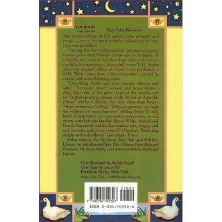 The Complete Grimm's Fairy Tales Brothers Grimm, Josef Scharl, Joseph Campbell, Padraic Colum 9780394709307 Books