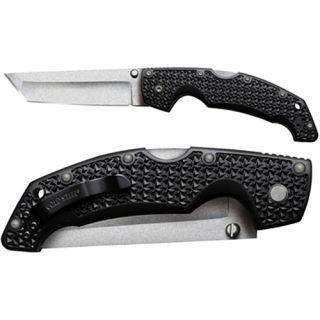 Cold Steel Voyager Large Tanto Plain Edge Knife (008507)