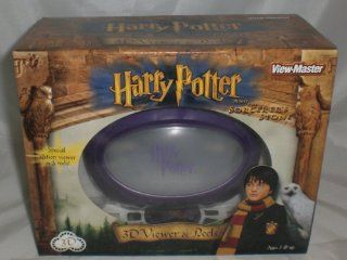 Harry Potter View Master 3d Gift Set   Viewer and 3 Reels Toys & Games