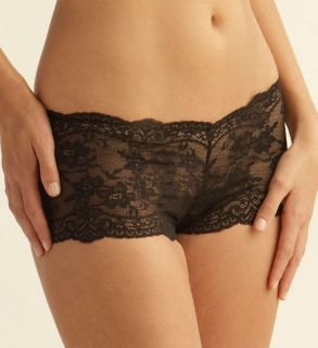 The Little Bra Company P004 Lucia Lace Boyshort Panty