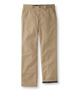 Mens Primaloft Lined Chinos
