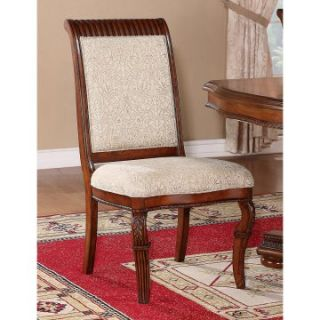 Cordoba Upholstered Dining Side Chair   Set of 2   Dining Chairs
