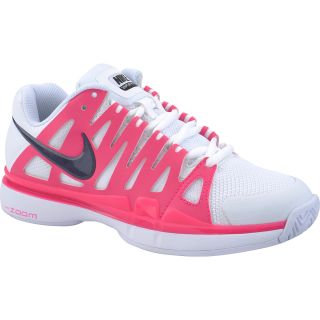 NIKE Womens Zoom Vapor Tour 9 Tennis Shoes   Size: 6, White/pink/purple