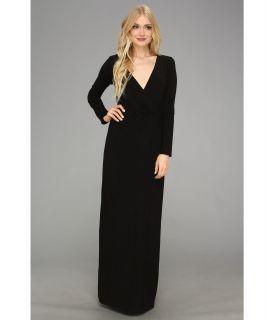 Brigitte Bailey Jamie Wrap Maxi Dress