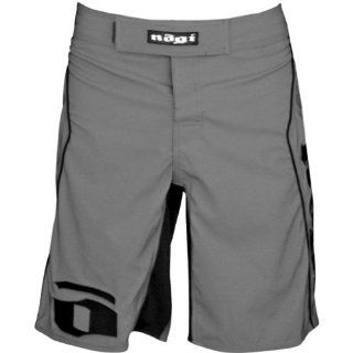 Nogi Volt 2.0 Grappling Shorts   Grey 32 : Athletic Shorts : Sports & Outdoors