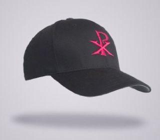 Lionheart Apparel Chi Rho FlexFit Ball Cap (S/M) Baseball Caps Clothing