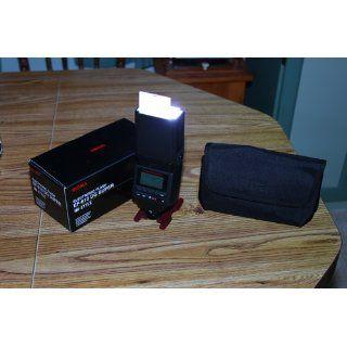 Sigma EF 610 DG SUPER Electronic Flash for Canon Digital SLR Cameras  On Camera Shoe Mount Flashes  Camera & Photo
