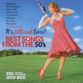 It's Petticoat Time  Best Songs from The 50's: Music