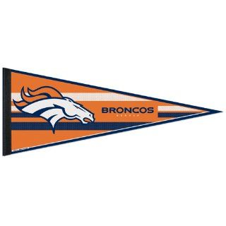 Denver Broncos   Logo Pennant : Sports Related Pennants : Sports & Outdoors
