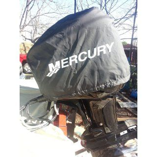 Attwood Custom Fit Mercury Motor Cover  Boat Covers  Sports & Outdoors