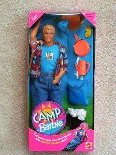 Barbie KEN Camp Barbie Doll (1993) Toys & Games