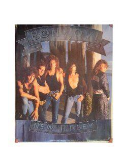 Jon Bon Jovi Poster New Jersey Band Shot John   Prints